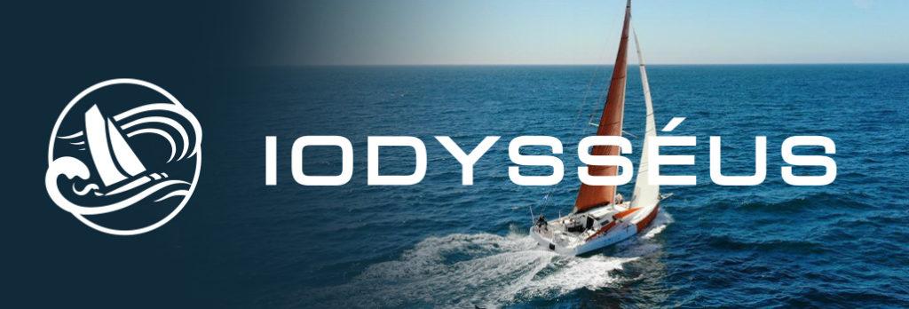 Iodysséus étudie l'océan à la voile